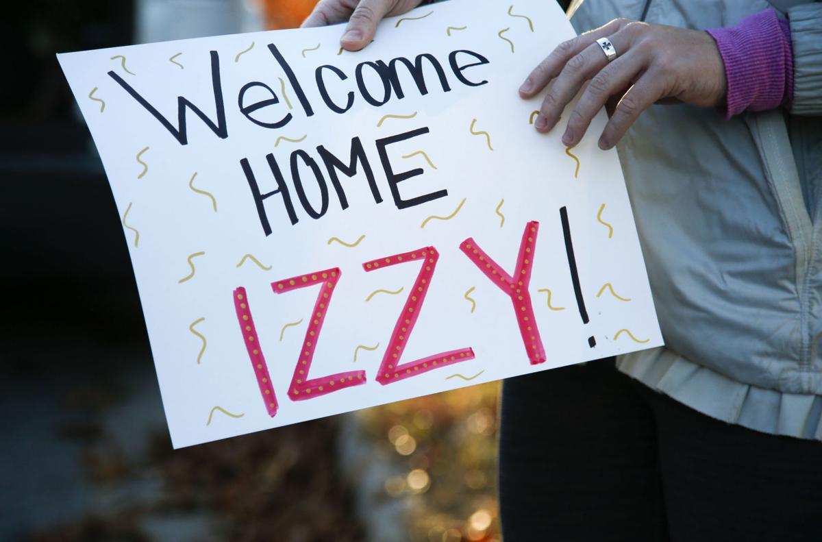 izzy home