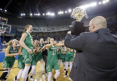Underdog Adair wins 3A girls basketball title