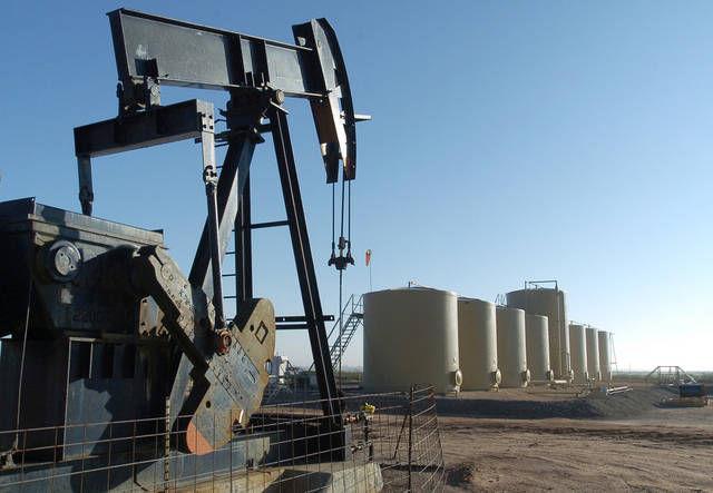 Oil derrick newsok