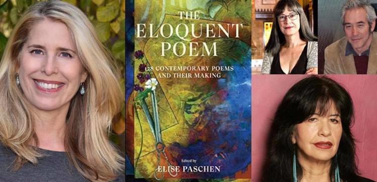 Elise Paschen with Joy Harjo, Todd Fuller, Jeanetta Calhoun Mish