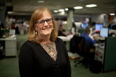 Tulsa World executive editor Susan Ellerbach