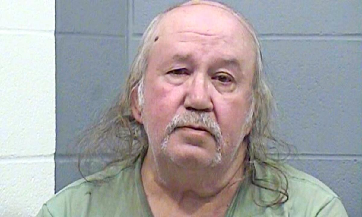 Ronnie Busick Craig County jail