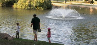 Braden Park Pond