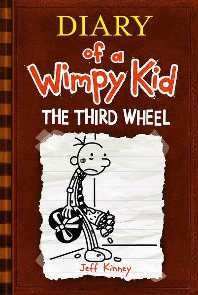 What Kids Read The Third Wheel Diaries Of A Wimpy Kid Series By Jeff Kinney Entertainment Tulsaworld Com