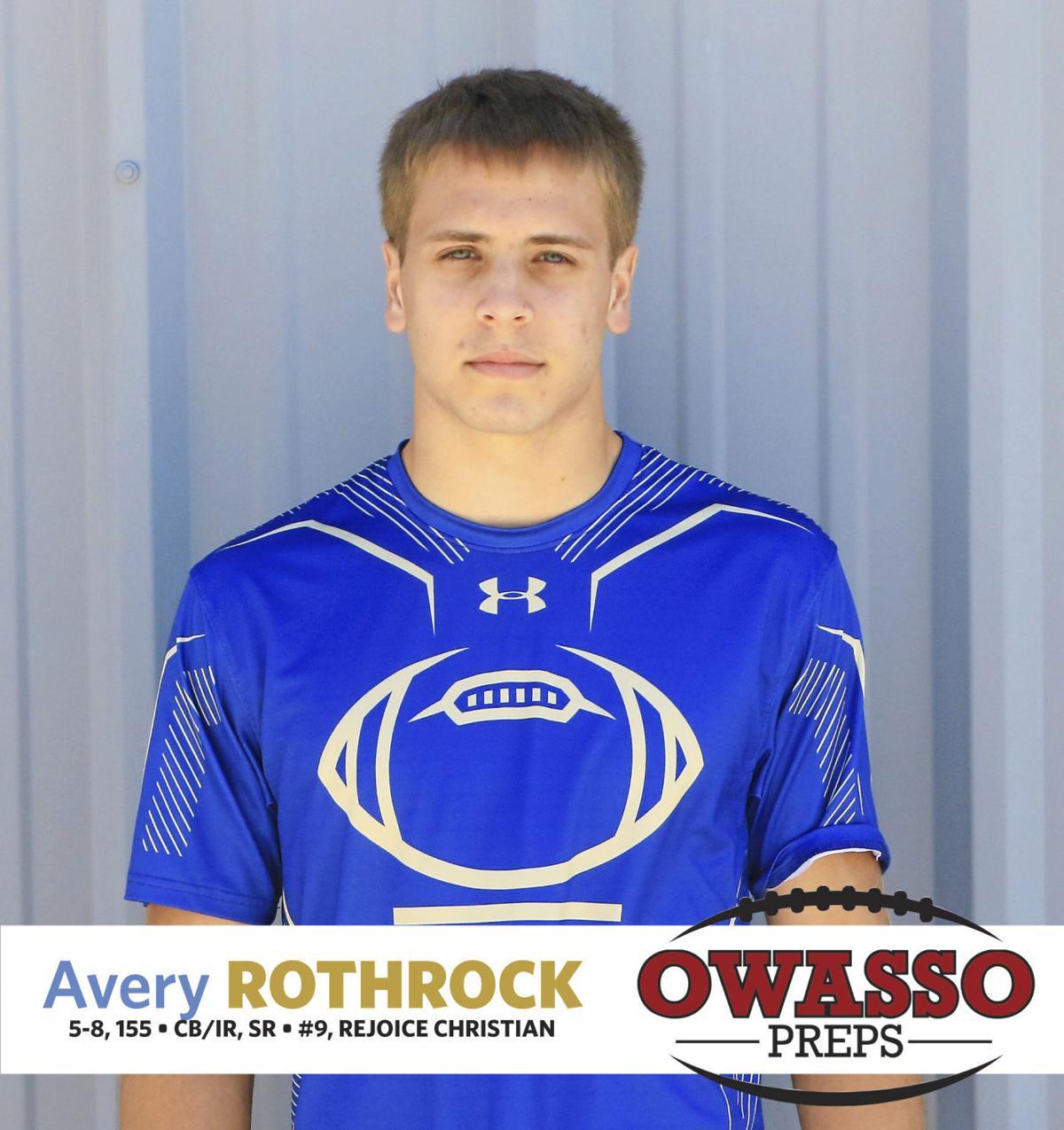 Rejoice Christian's Avery Rothrock impacting Eagles ...