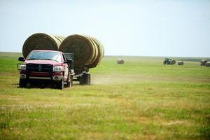 Better Built Double Wide Hay Trailer