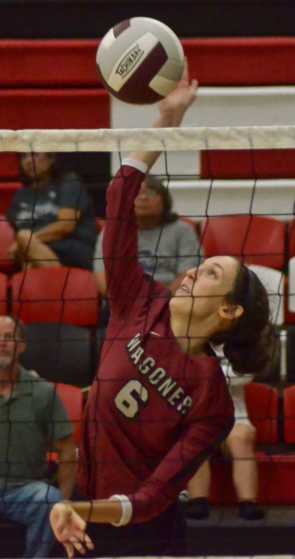 Wagoner JV, Varsity volleyball