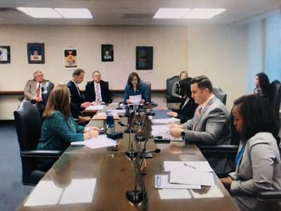 State Board of Education emergency meeting