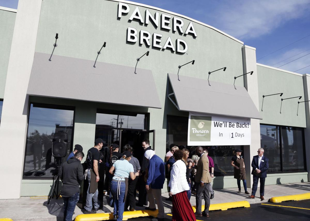 Soon-to-reopen Panera Bread hosts charity lunch for TPD, whose ...