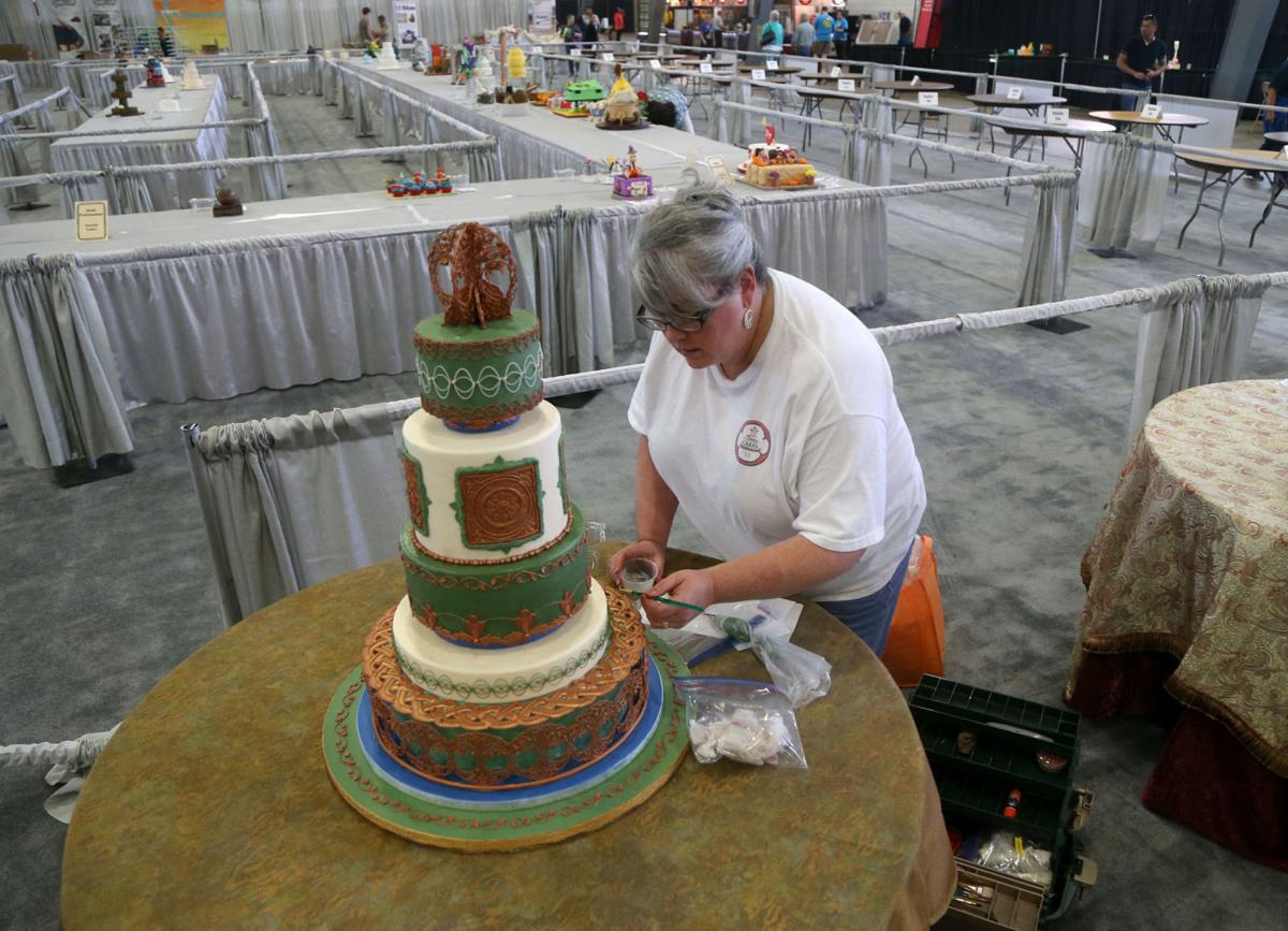 Cake Decorators To Descend On Tulsa State Fair For Oklahoma State