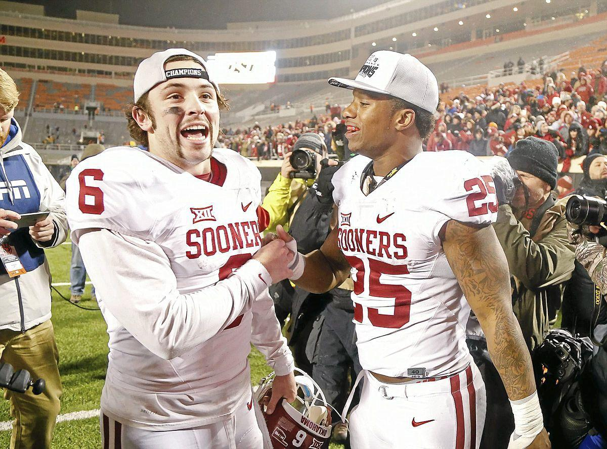 Who Are The Top Players On Ou S Football Roster Ousportsextra