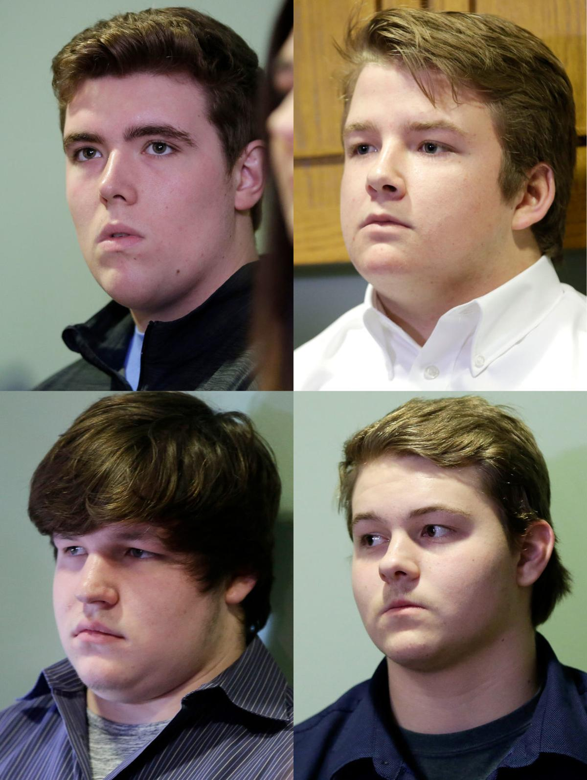 Former football players granted juvenile status, putting