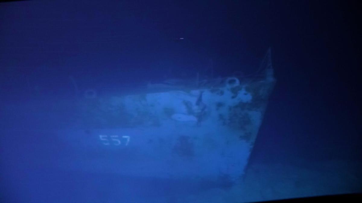 USS Johnston 2