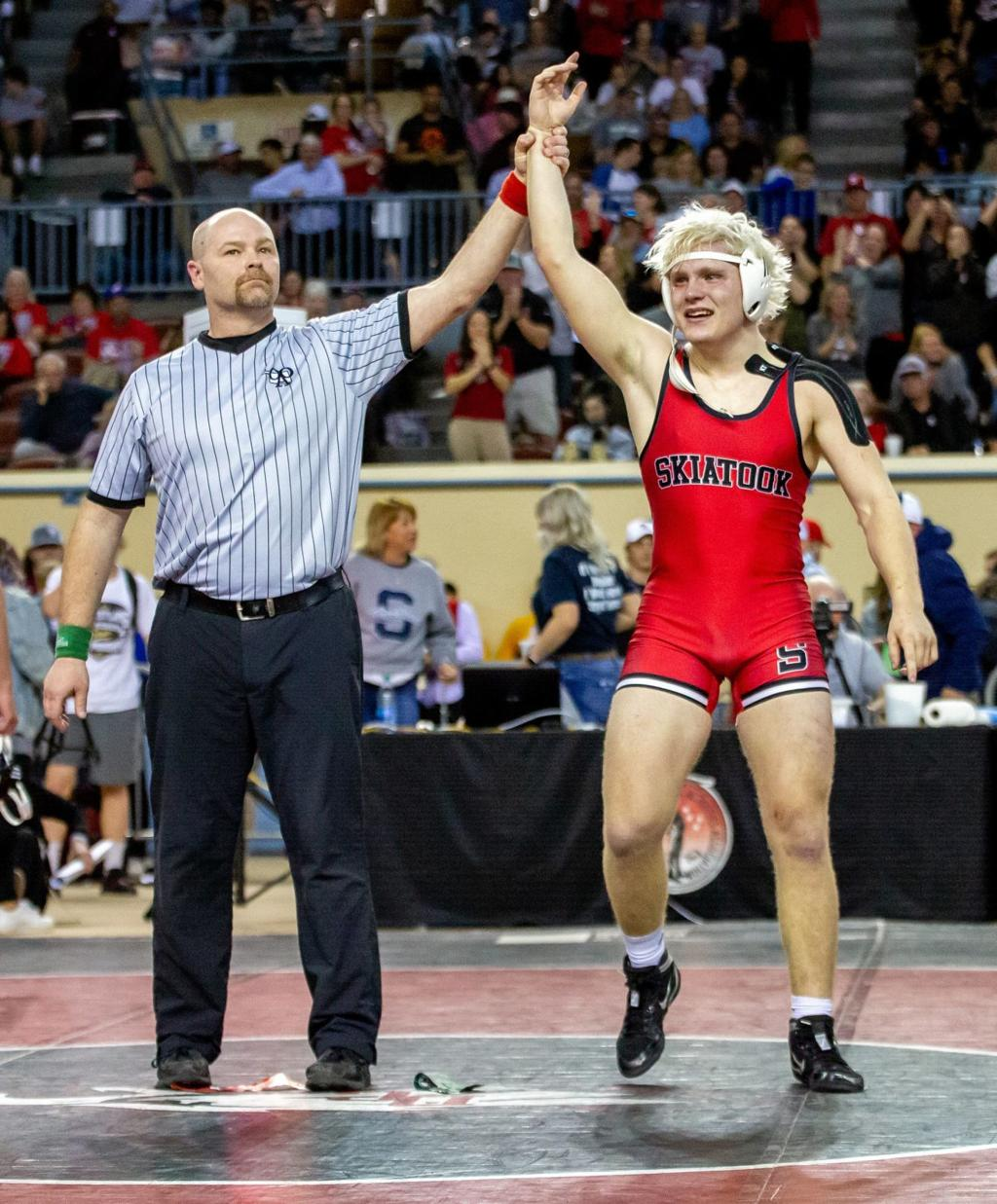 High School Wrestling Notebook Broken Arrow Girls Make History In First State Tournament Boys Win Second Straight Ok Preps Extra Tulsaworld Com