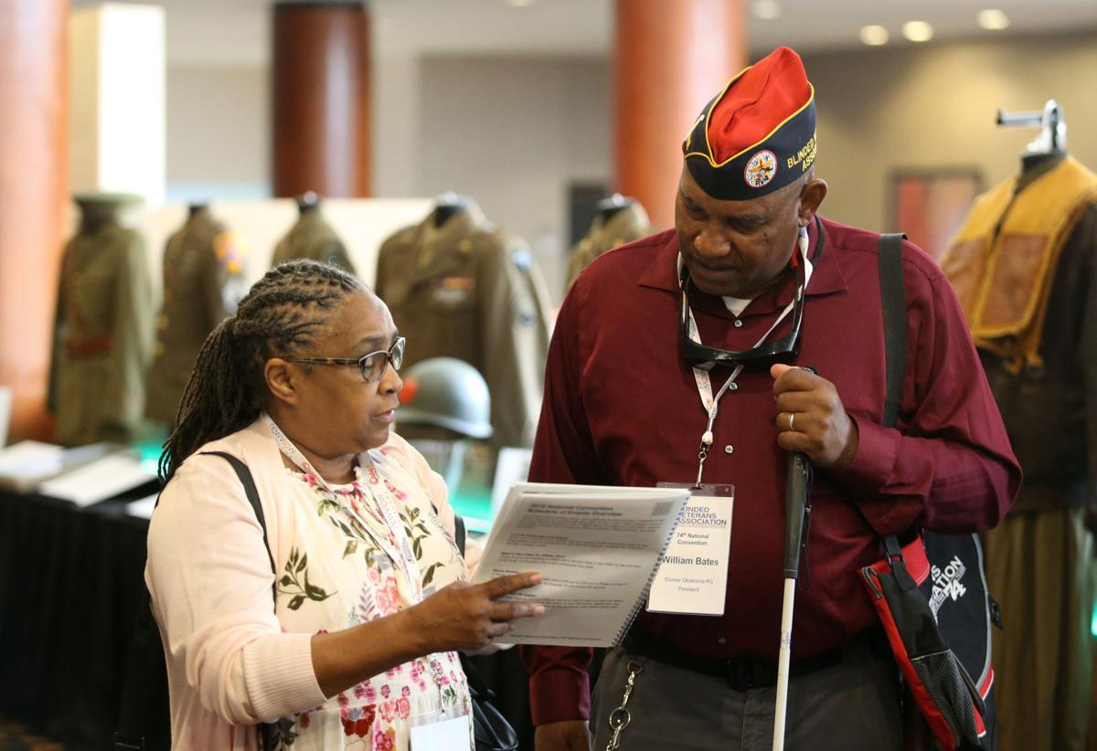 Blind Vets Convention