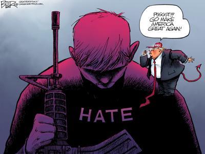The hate whisperer