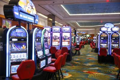 River Spirit Casino Reopening