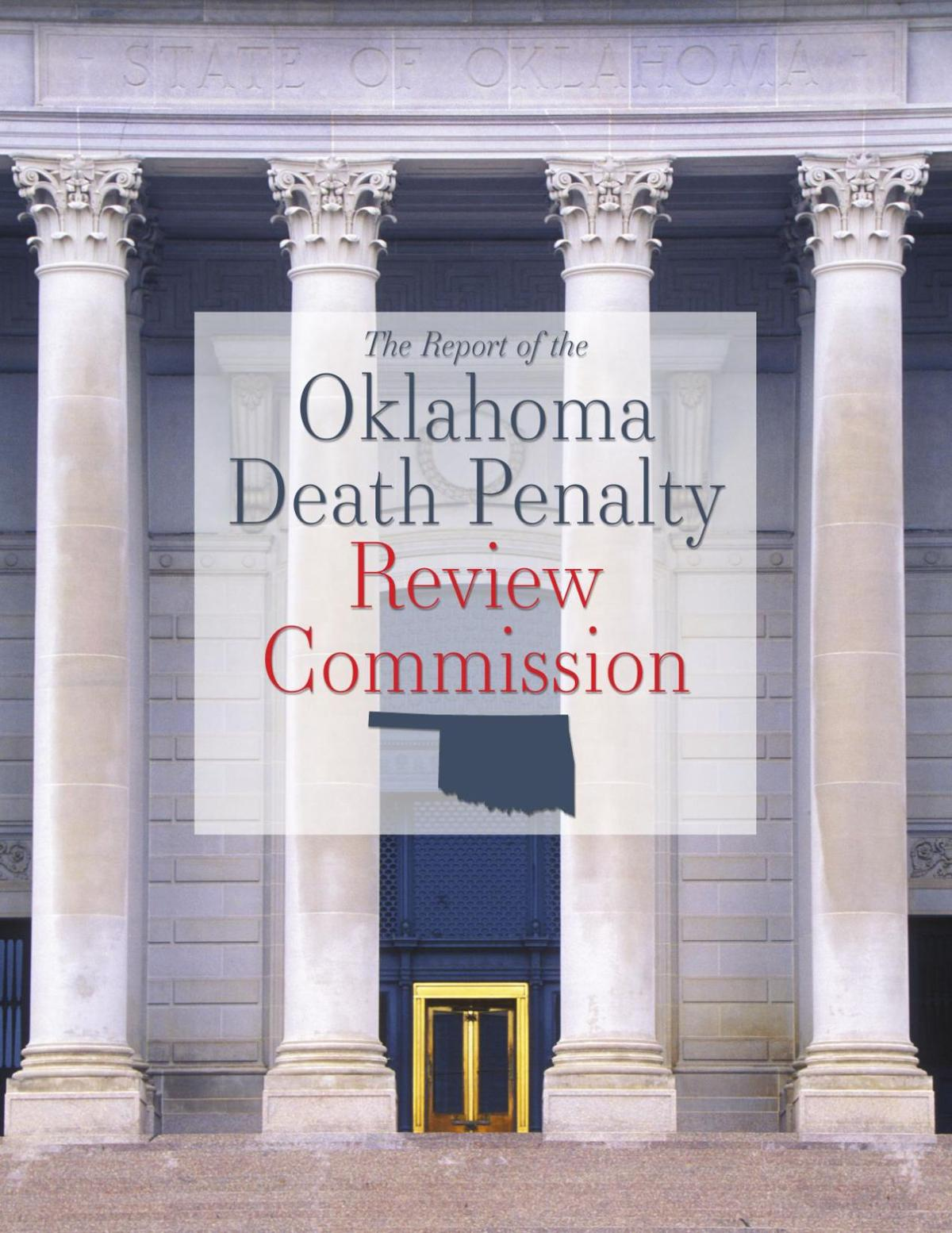 Document: Oklahoma Death Penalty Review Commission full report