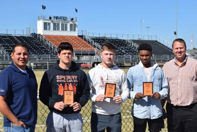 Sperry Players of the Week