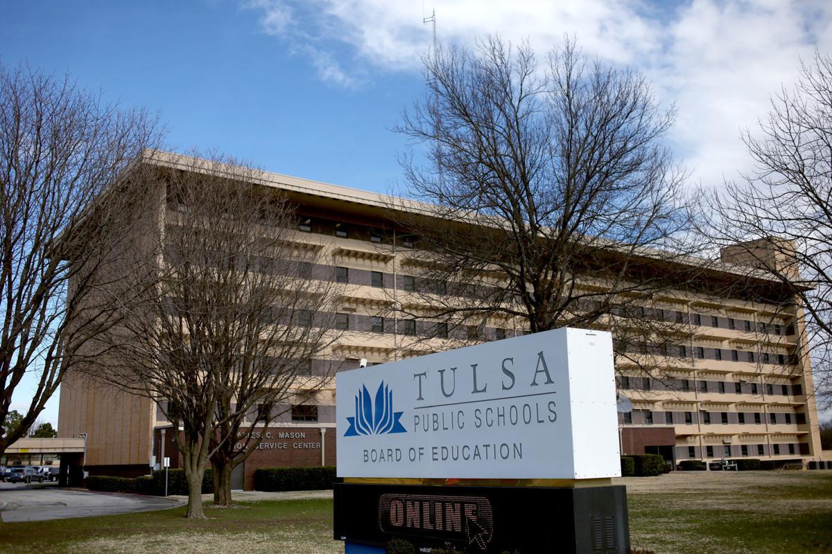 Tulsa Public Schoods Administration (copy)