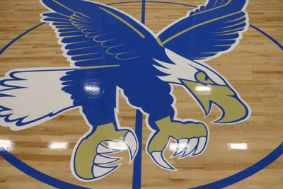 Rejoice basketball logo