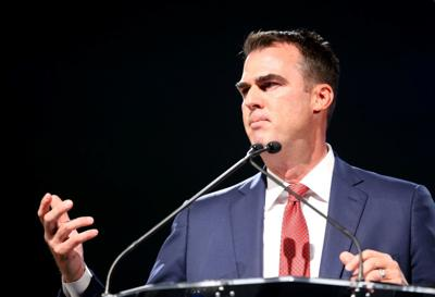 Gov. Kevin Stitt. (copy)