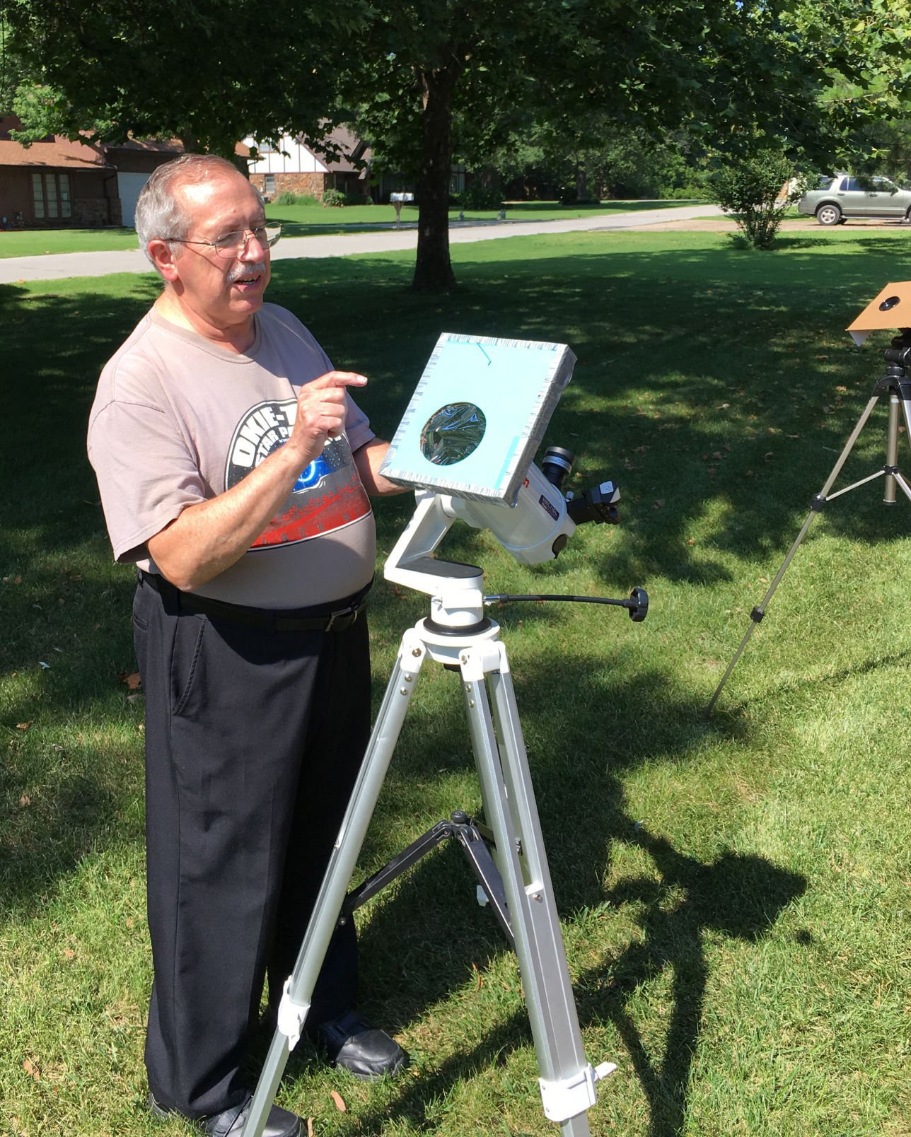 View August's solar eclipse safely with these tips