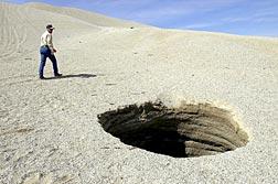 Mine shaft cave-ins another Picher hazard | Archive