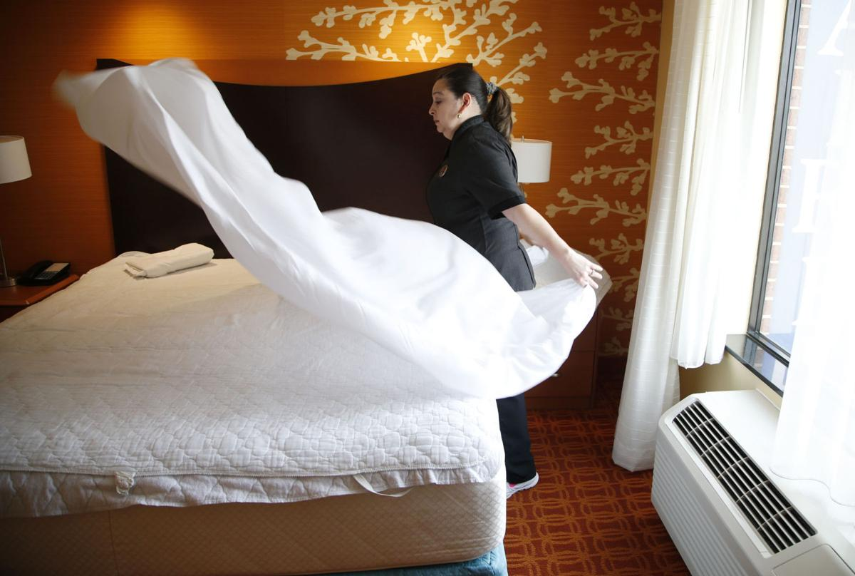 hospitality in lodging industry begins at entry level
