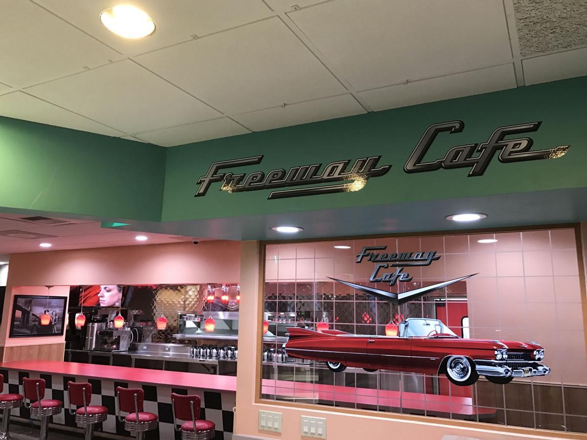 Freeway Cafe West Tulsa