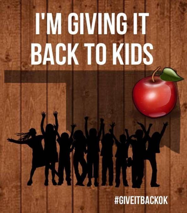 #GiveItBackOK