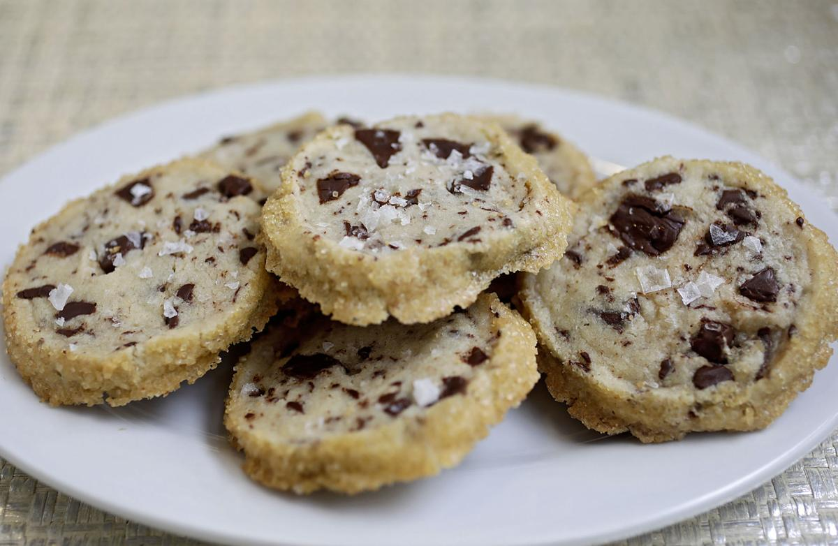 12 Days Of Cookies Day 5 Salted Butter And Chocolate Chunk