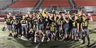 Sand Springs 7th grade football