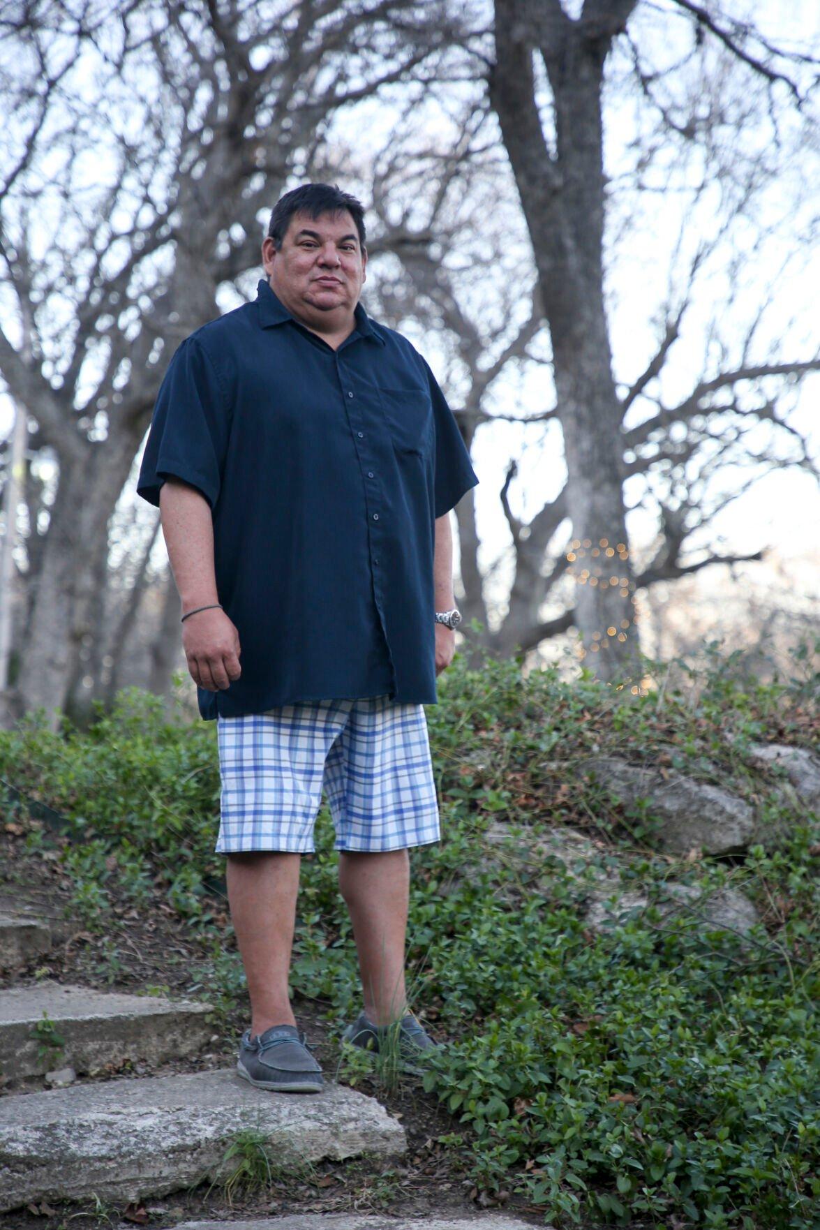 Cherokee Nation Councilor Joe Deere