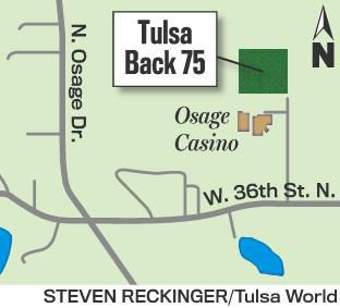North Tulsa land dispute sours relationship between Osage tribe and