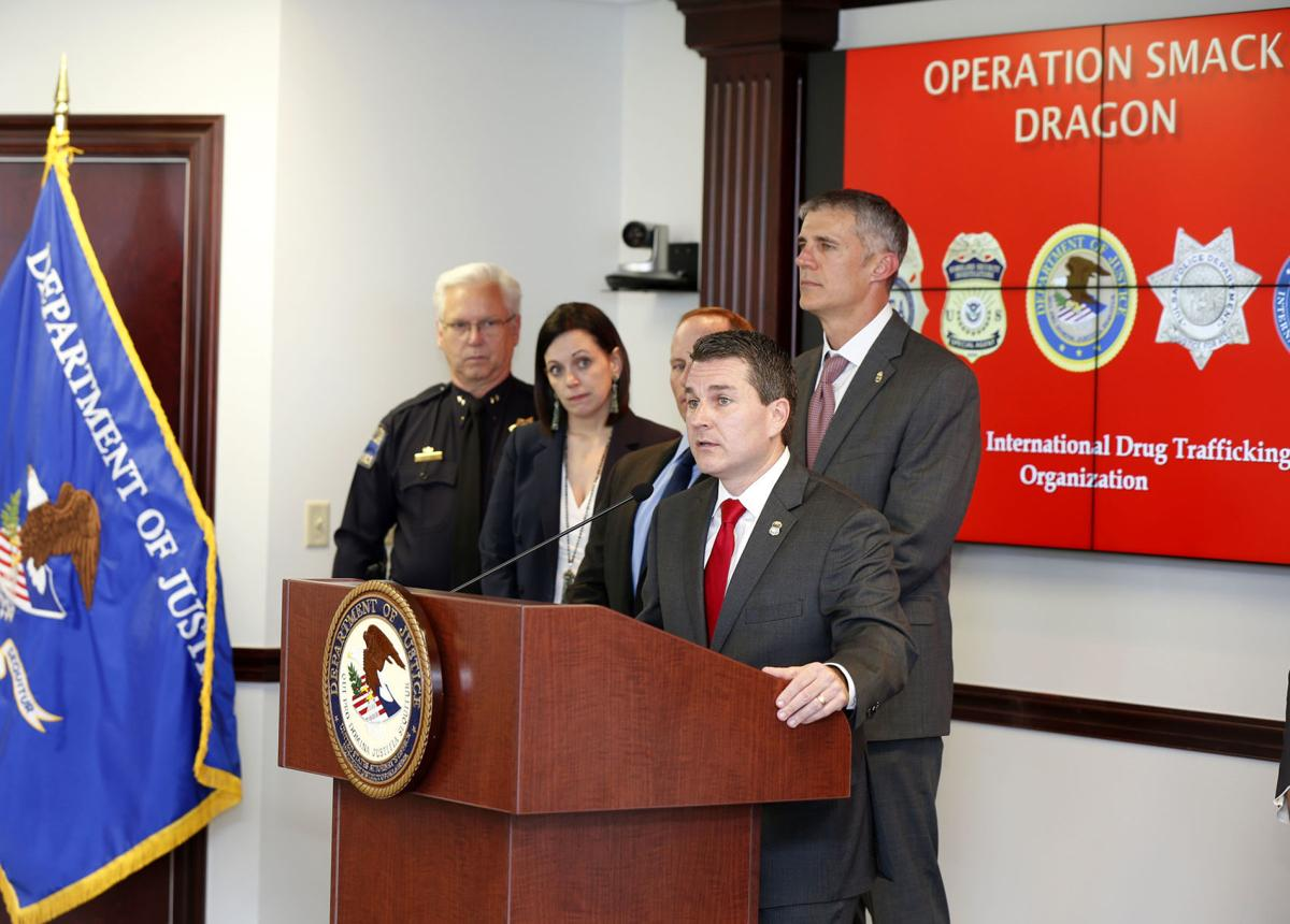 Operation Smack Dragon sniffs out Mexican cartel trafficking heroin