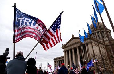 Trump rally at Oklahoma Capitol on Wednesday