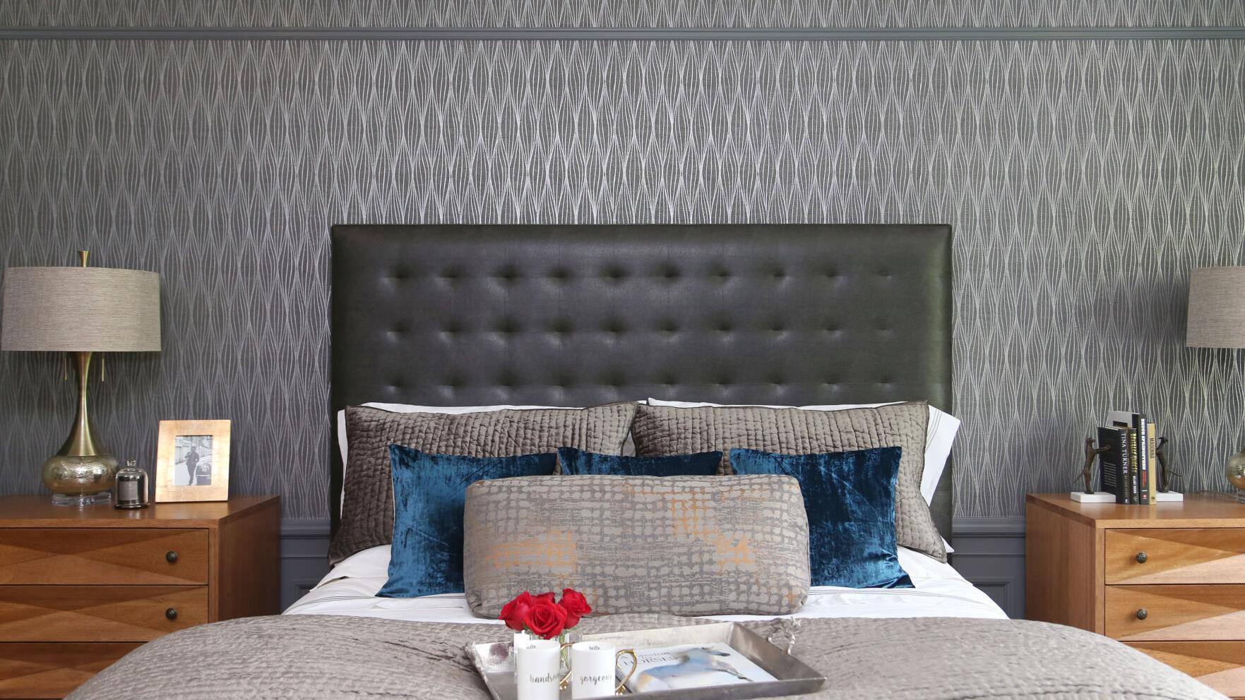 Wallpaper makes a comeback as homeowners favor fresh, custom style