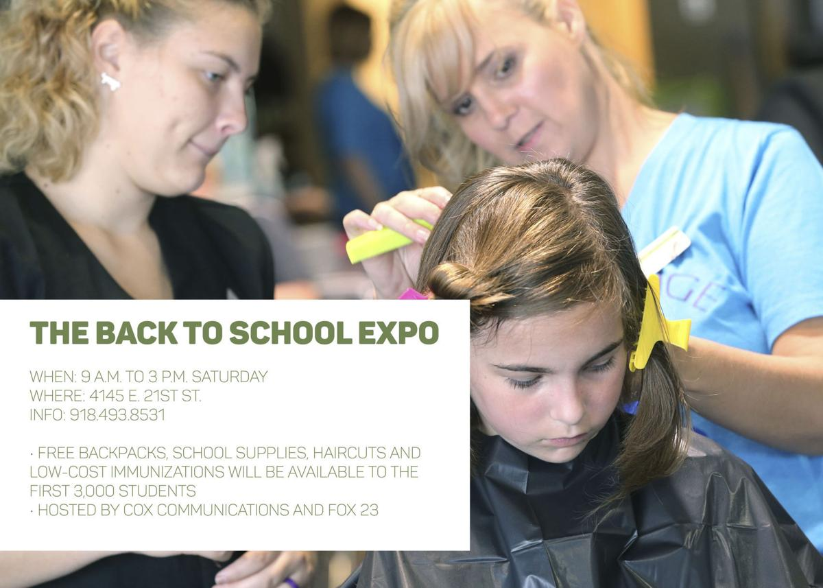 Back To School Events With Free School Supplies Haircuts And More