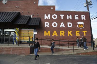 Mother Road Market sign (copy)