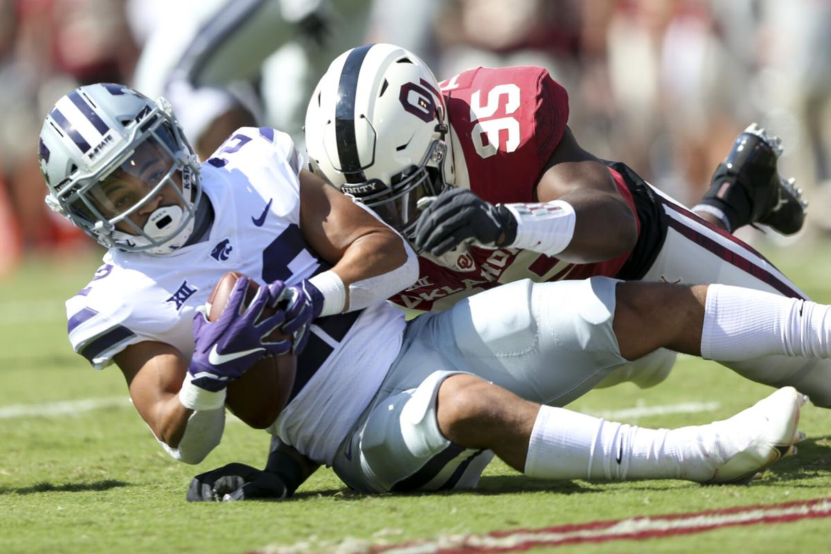 Ou Football Isaiah Thomas Patiently Waited For His Moment To Shine Now He S A Defensive Playmaker Local News Tulsaworld Com