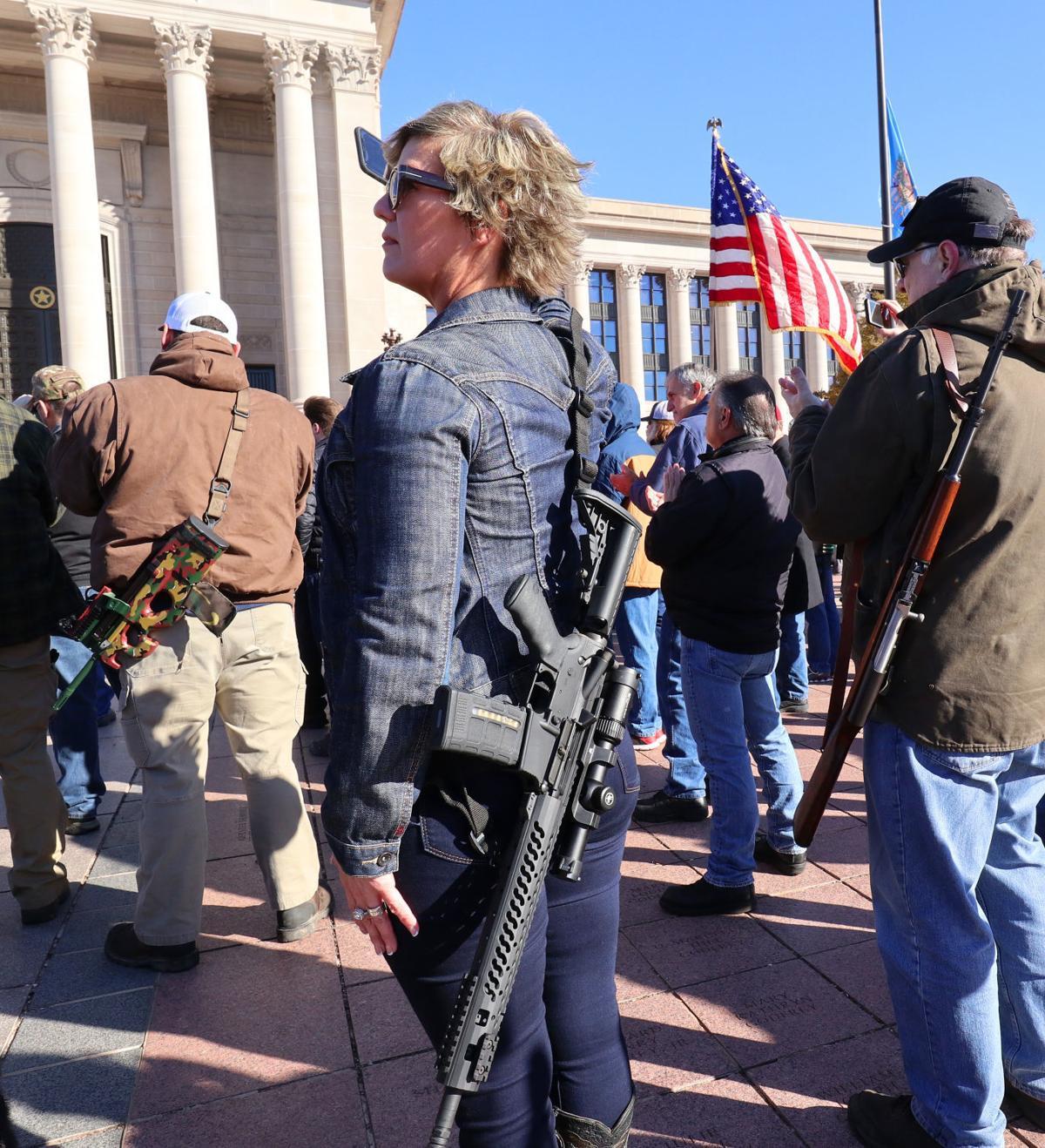 Gun Carry Rally