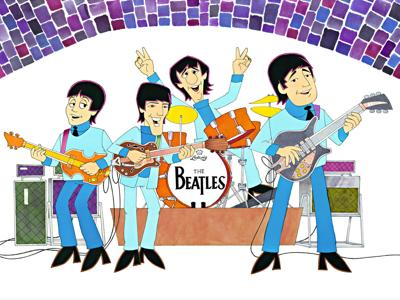 Beatles Ron Campbell