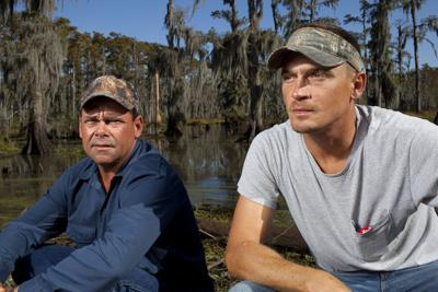 Update Swamp People Star Arrested For Domestic Battery In Florida