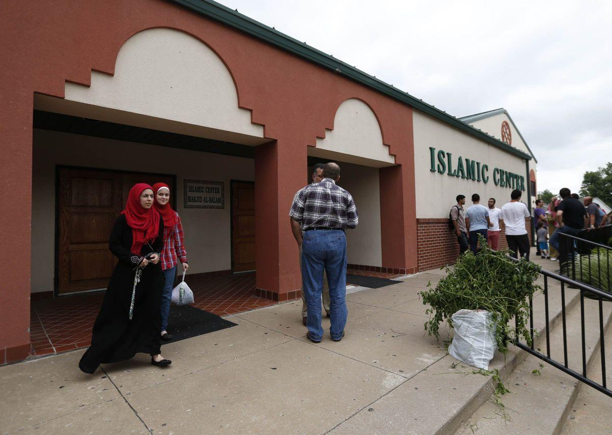 How Many Mosques In Oklahoma Tulsaworld Com