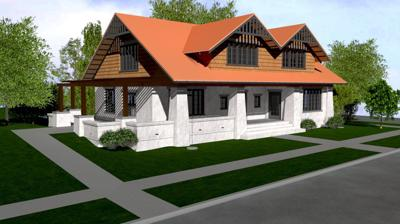 The Joinery rendering