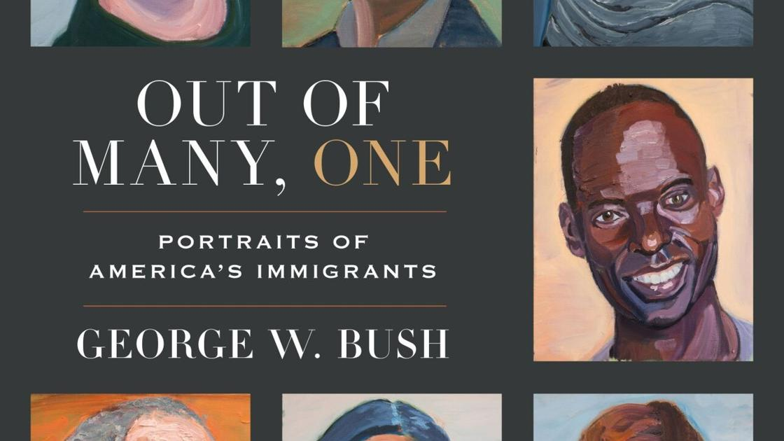 Former President Bush to discuss new book at Magic City event
