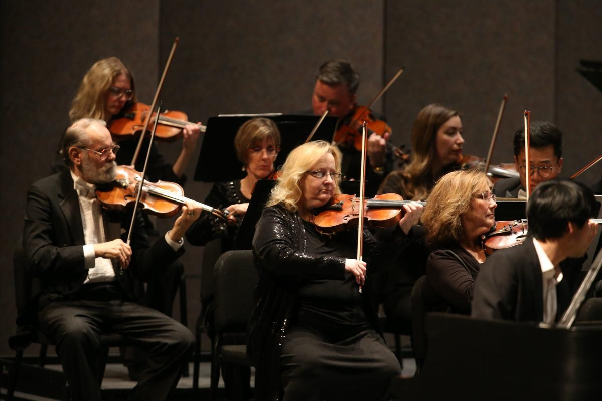 Christmas Concerts In Tulsa 2021 Tulsa Symphony S 2020 2021 Season To Feature Seven Classic Concerts Chamber Orchestra Series Entertainment Tulsaworld Com