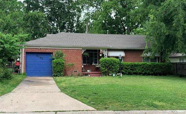 3 Bedroom Home in Tulsa - $135,000