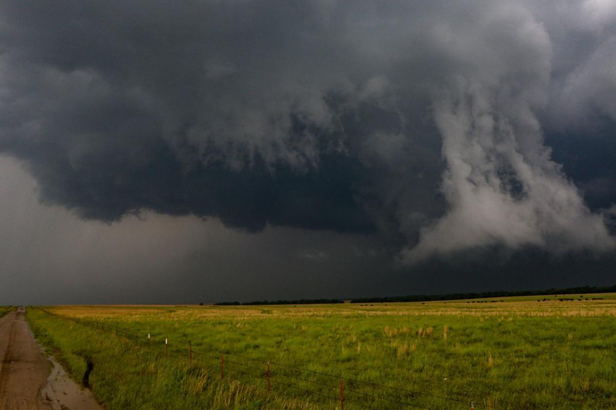 okemah tornadic storm
